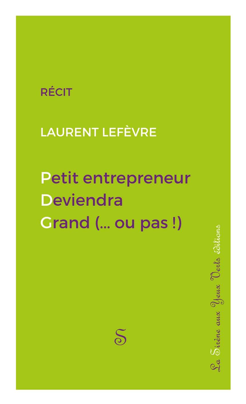 Livre de Laurent Lefèvre