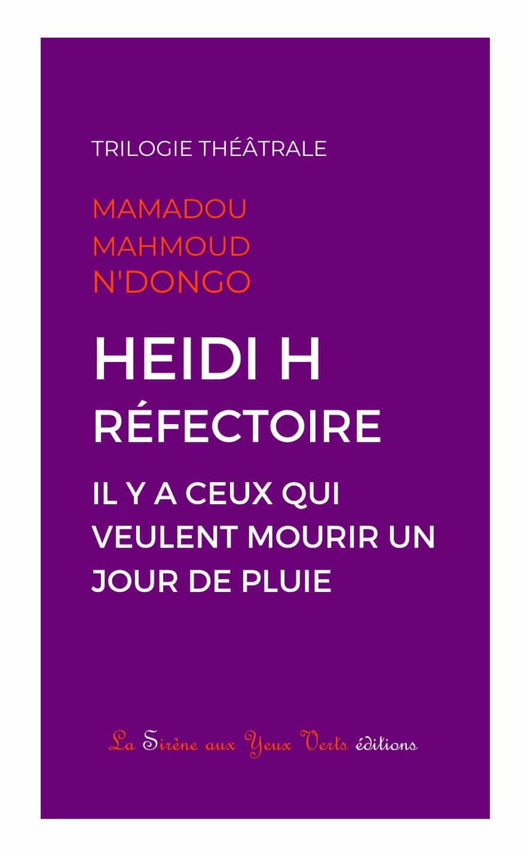 Couverture trilogie théâtrale Mamadou Mahmoud N'Dongo